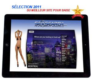 Meilleur Site de rencontre 2011 SexSearch